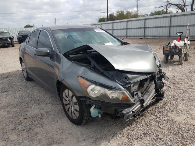 Salvage cars for sale from Copart Mercedes, TX: 2009 Honda Accord LX