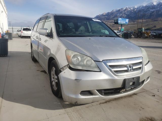 Vehiculos salvage en venta de Copart Farr West, UT: 2007 Honda Odyssey