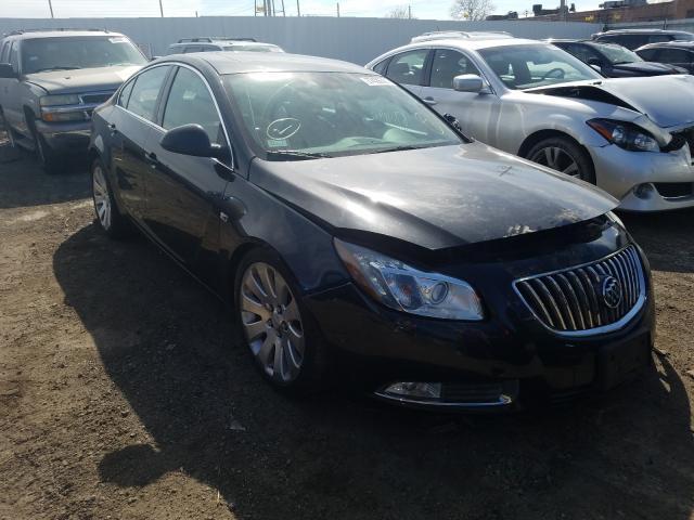 2011 Buick Regal CXL en venta en Chicago Heights, IL