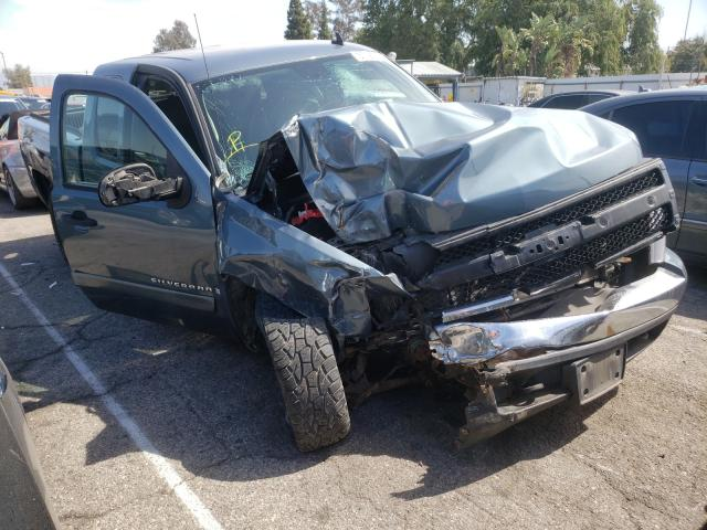Salvage cars for sale from Copart Van Nuys, CA: 2008 Chevrolet Silverado