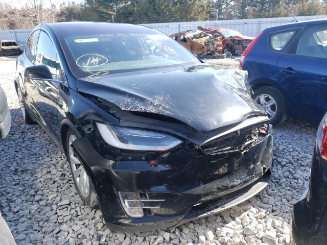 2017 Tesla Model X en venta en Bowmanville, ON