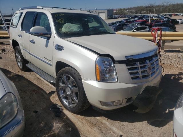 Cadillac salvage cars for sale: 2012 Cadillac Escalade L