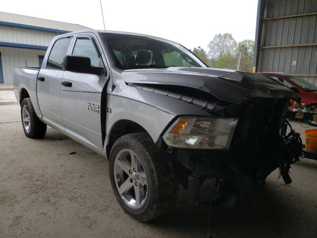 Salvage cars for sale from Copart Greenwell Springs, LA: 2013 Dodge RAM 1500 ST