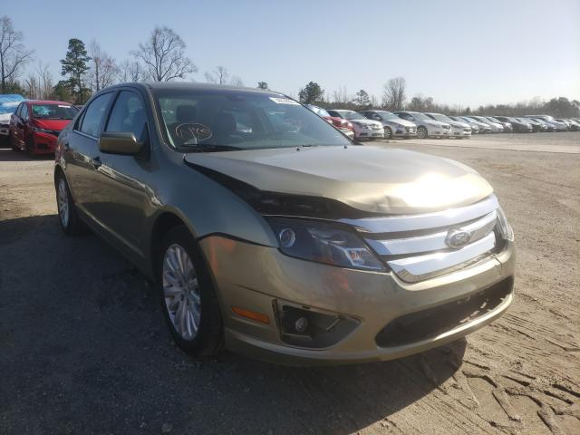 Salvage 2012 FORD FUSION - Small image. Lot 36638961