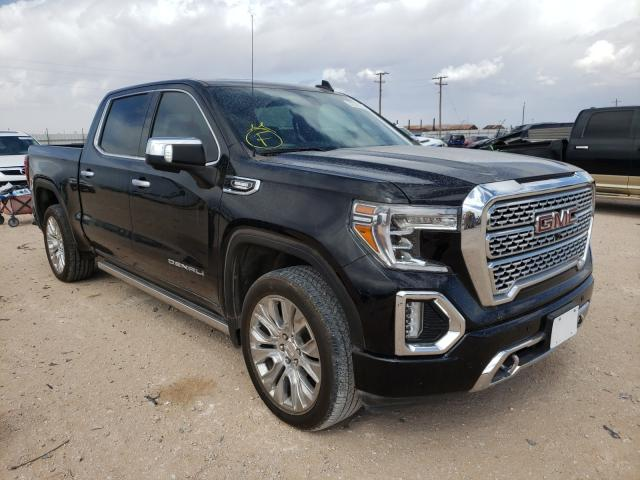 Salvage cars for sale from Copart Andrews, TX: 2020 GMC Sierra K15