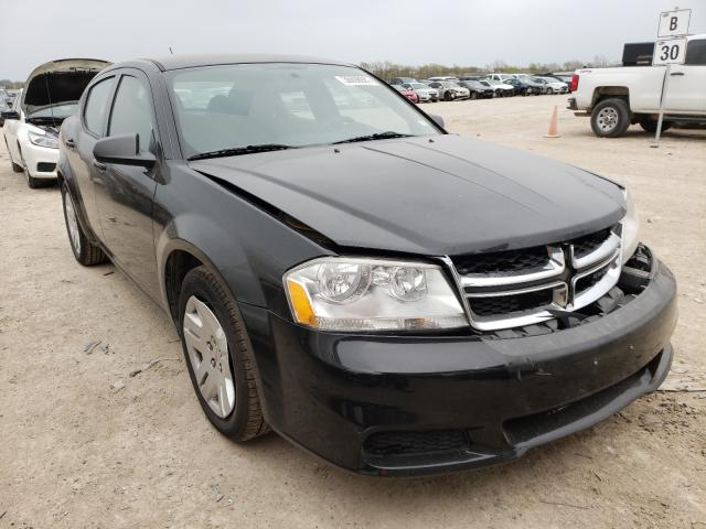 Salvage cars for sale from Copart Temple, TX: 2011 Dodge Avenger EX