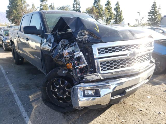 Salvage cars for sale from Copart Rancho Cucamonga, CA: 2014 Chevrolet Silverado