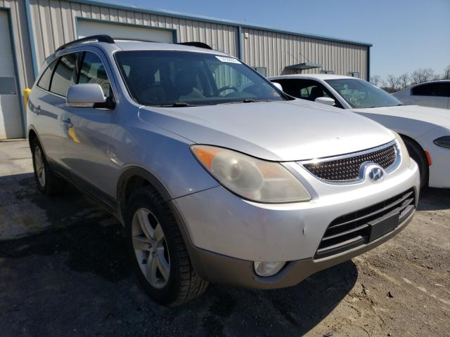 Salvage cars for sale from Copart Chambersburg, PA: 2008 Hyundai Veracruz G
