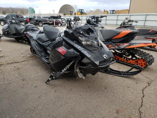 Salvage cars for sale from Copart Lansing, MI: 2018 Skidoo Renegade