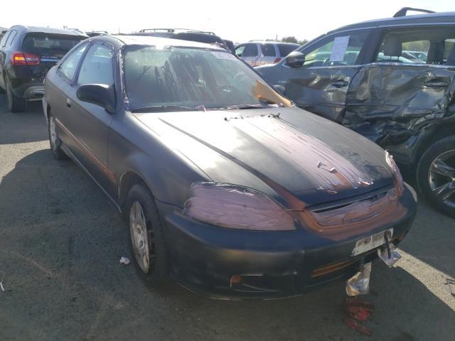 Vehiculos salvage en venta de Copart Martinez, CA: 1999 Honda Civic EX