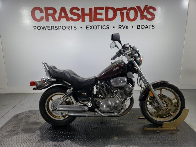 Salvage cars for sale from Copart Fort Pierce, FL: 1989 Yamaha Yamaha
