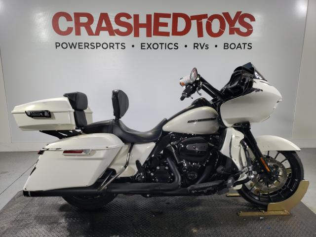 Salvage cars for sale from Copart Fort Pierce, FL: 2018 Harley-Davidson Fltrxs ROA