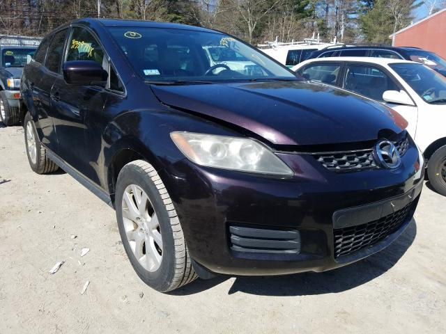 Salvage cars for sale from Copart Mendon, MA: 2008 Mazda CX-7