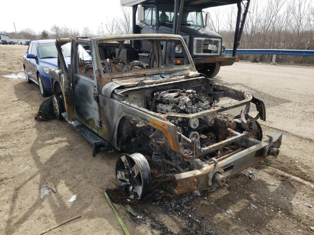 Salvage cars for sale from Copart Pekin, IL: 2008 Jeep Wrangler U