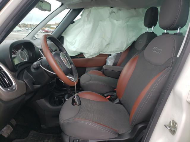 2014 FIAT 500L TREKK - Left Rear View