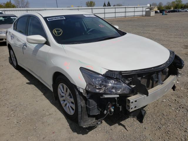 Nissan Vehiculos salvage en venta: 2014 Nissan Altima 2.5
