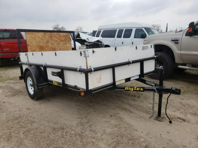 Big Tex salvage cars for sale: 2011 Big Tex Trailer