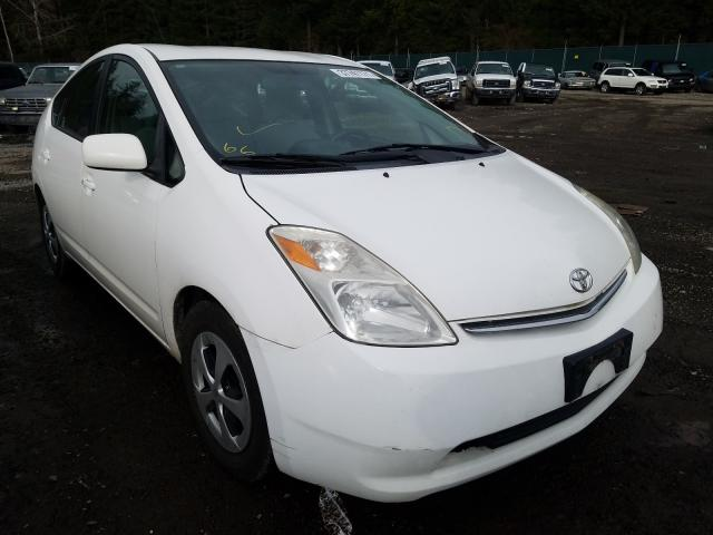 Salvage cars for sale from Copart Graham, WA: 2005 Toyota Prius
