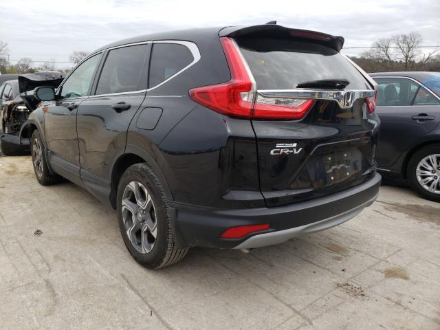 2018 HONDA CR-V EX 7FARW1H5XJE009632