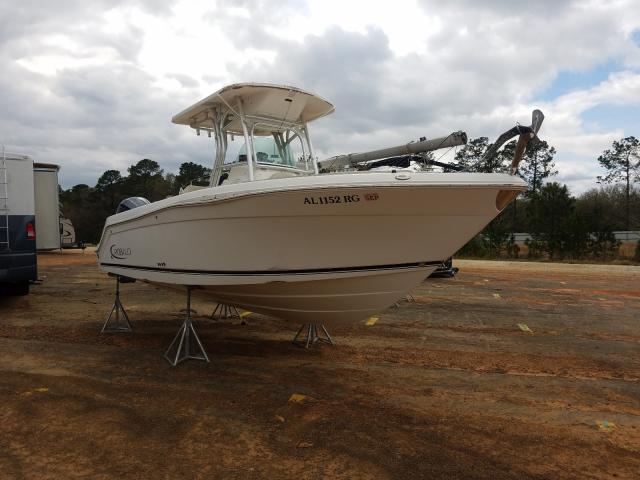 Robalo salvage cars for sale: 2017 Robalo Boat