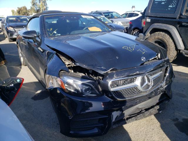 Salvage cars for sale from Copart Martinez, CA: 2019 Mercedes-Benz E 450