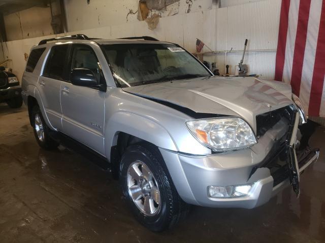 2004 Toyota 4runner SR en venta en Casper, WY