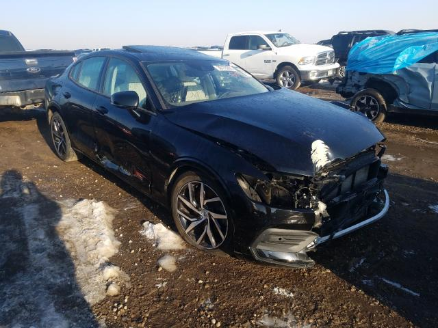 Salvage cars for sale from Copart Brighton, CO: 2020 Volvo S60 T6 MOM