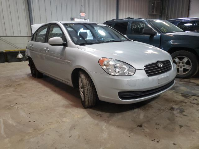 Hyundai Accent salvage cars for sale: 2010 Hyundai Accent