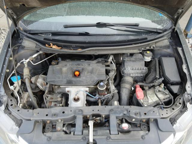 2012 HONDA CIVIC LX 2HGFB2F50CH549055