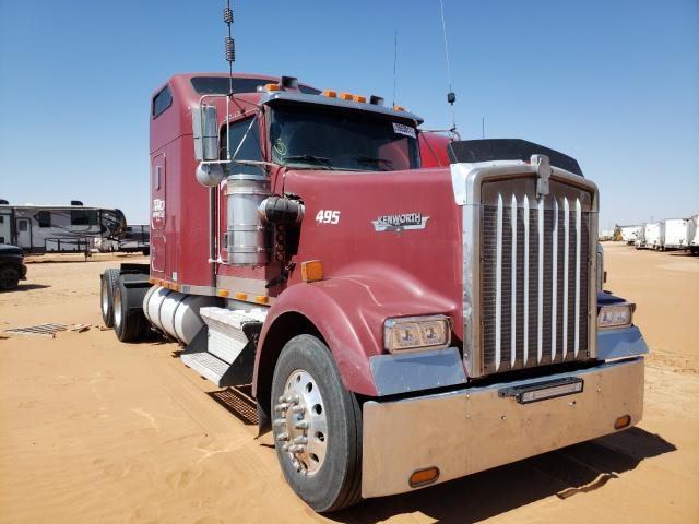 Kenworth salvage cars for sale: 1996 Kenworth Construction