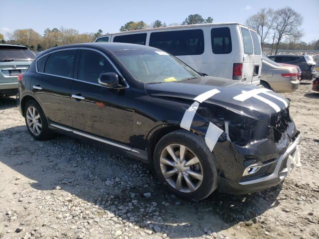 Salvage cars for sale from Copart Byron, GA: 2017 Infiniti QX50