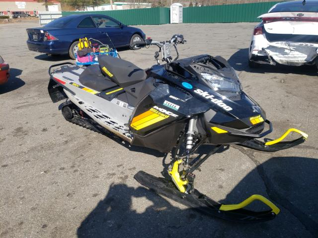 Skidoo salvage cars for sale: 2019 Skidoo Blizzard