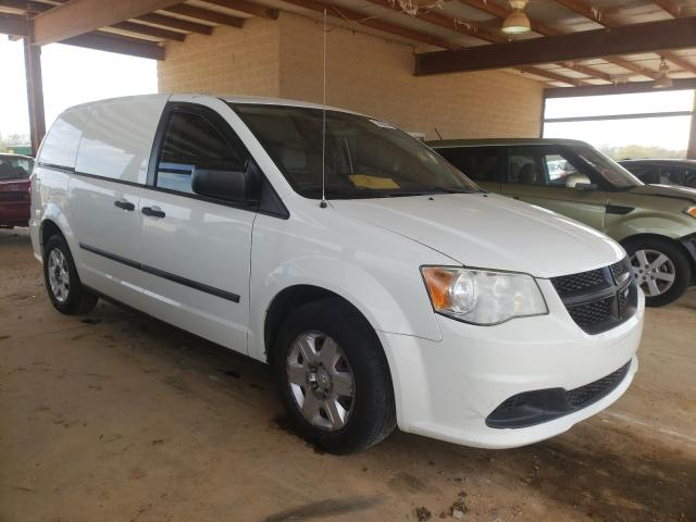 Salvage cars for sale from Copart Tanner, AL: 2013 Dodge Tradesman