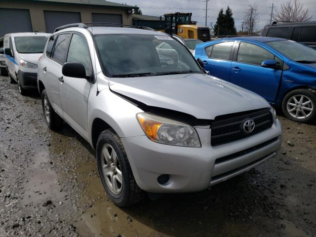 Salvage cars for sale from Copart Eugene, OR: 2006 Toyota Rav4
