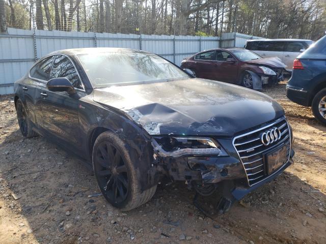 Vehiculos salvage en venta de Copart Austell, GA: 2013 Audi A7 Prestige