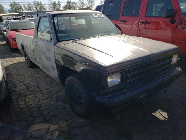 Salvage cars for sale from Copart Colton, CA: 1983 Chevrolet S Truck S1