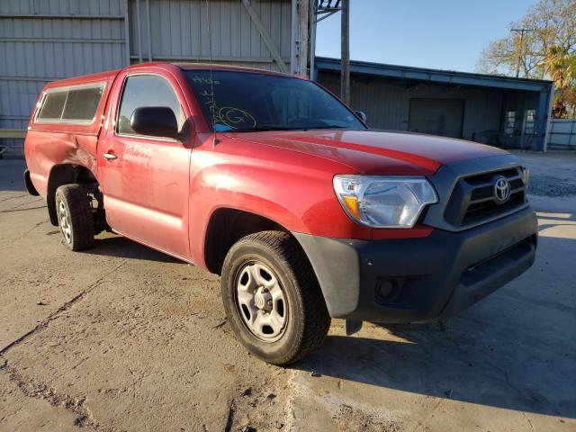 Salvage cars for sale from Copart Corpus Christi, TX: 2014 Toyota Tacoma