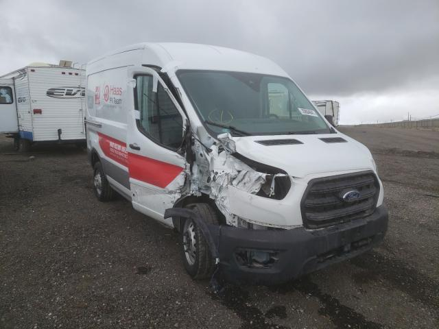 Salvage cars for sale from Copart Reno, NV: 2020 Ford Transit T