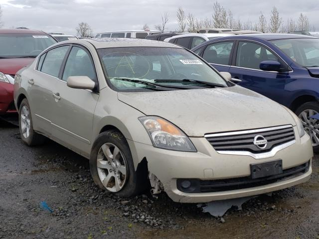 Salvage cars for sale from Copart Eugene, OR: 2009 Nissan Altima 2.5