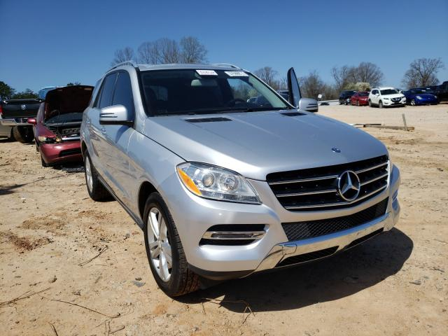 Vehiculos salvage en venta de Copart China Grove, NC: 2013 Mercedes-Benz ML 350