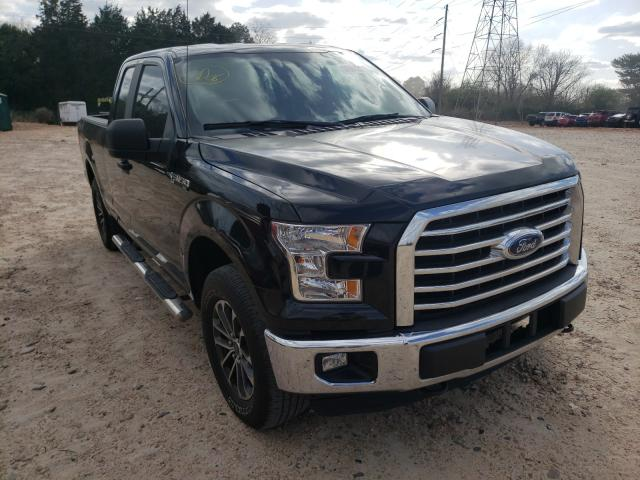 Vehiculos salvage en venta de Copart China Grove, NC: 2017 Ford F150 Super