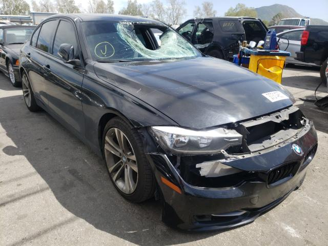 Salvage cars for sale from Copart Colton, CA: 2013 BMW 328 I Sulev