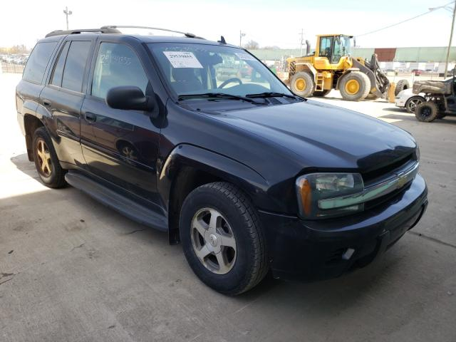 Salvage cars for sale from Copart Columbus, OH: 2006 Chevrolet Trailblazer