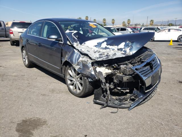 Salvage cars for sale from Copart Colton, CA: 2007 Volkswagen Passat 2.0