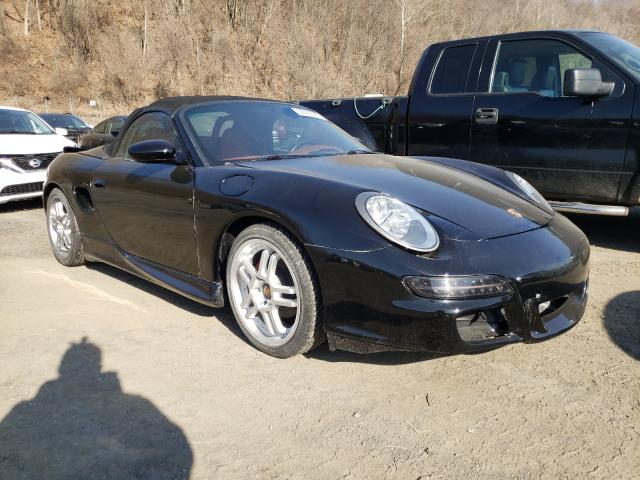 Porsche salvage cars for sale: 1997 Porsche Boxster