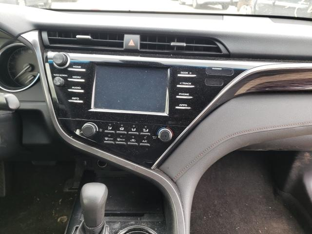 2018 TOYOTA CAMRY L - Odometer View