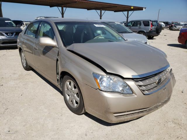 Salvage cars for sale from Copart Temple, TX: 2006 Toyota Avalon XL