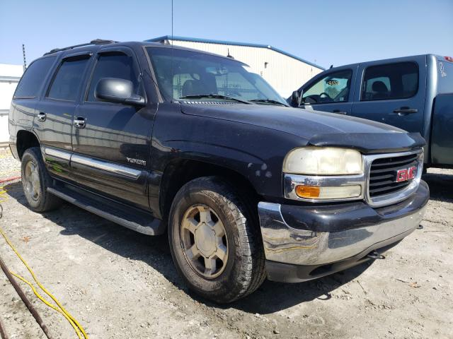 Salvage cars for sale from Copart Spartanburg, SC: 2005 GMC Yukon