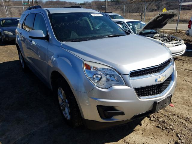 Salvage cars for sale from Copart Madison, WI: 2011 Chevrolet Equinox LT