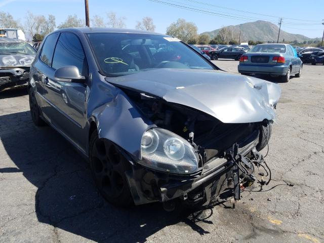 Salvage cars for sale from Copart Colton, CA: 2007 Volkswagen New GTI FA